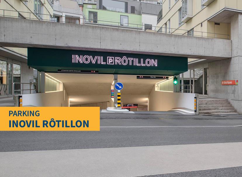 INOVIL Rôtillon
