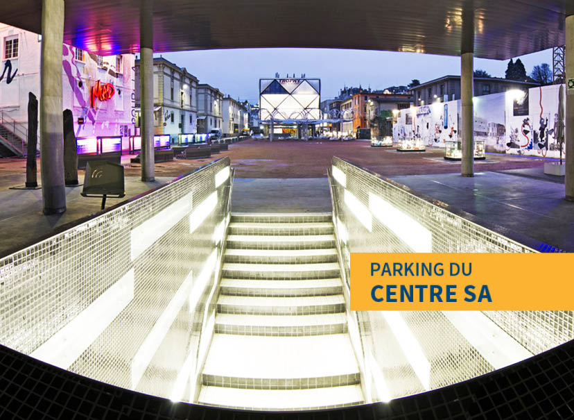 Parking du Centre SA