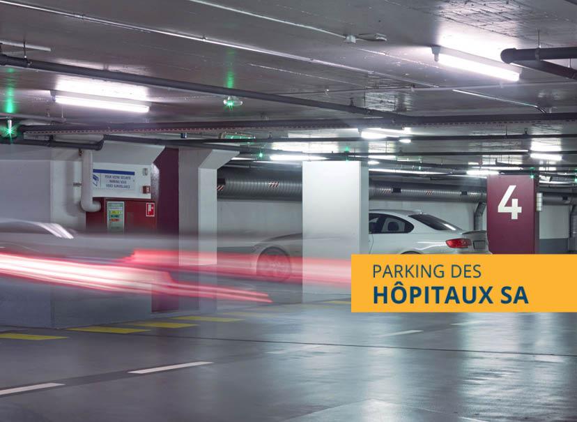 Parking des Hôpitaux SA
