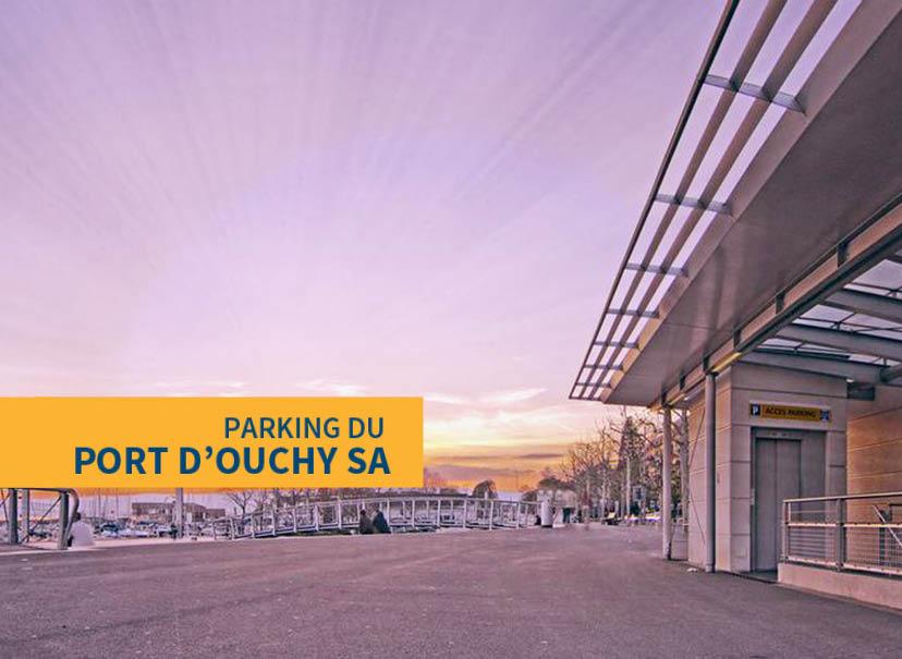 Parking Port d'Ouchy SA