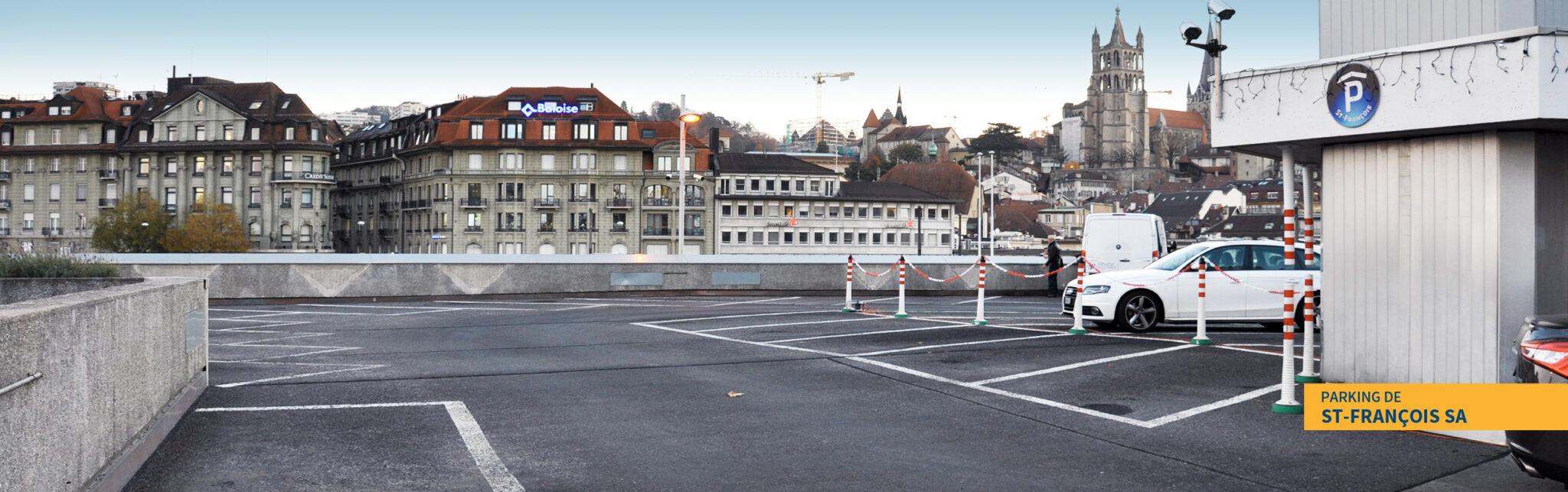 Parking Saint-François SA